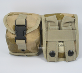 Issue Desert AP Molle Grenade Pouch